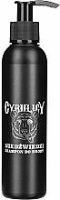 "Fragrances, Perfumes, Cosmetics Beard Shampoo ""Bear"" - Cyrulicy Bear Beard Shampoo"