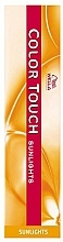 Fragrances, Perfumes, Cosmetics Men Toning Hair Color - Wella Professionals Color Touch Sunlights