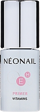Fragrances, Perfumes, Cosmetics Gel Polish Vitamin Primer - NeoNail Professional Primer Vitamins