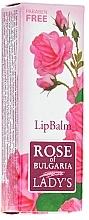Fragrances, Perfumes, Cosmetics Lip Balm - BioFresh Rose of Bulgaria Lip Balm