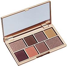 Fragrances, Perfumes, Cosmetics Eyeshadow Palette, 8 Shades - I Heart Revolution Mini Eyeshadow Palette