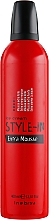 Fragrances, Perfumes, Cosmetics Extra Strong Mousse - Inebrya Style-In Extra Strong Mousse
