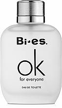 Fragrances, Perfumes, Cosmetics Bi-Es Ok For Everyone - Eau de Toilette