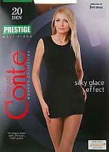 """Fragrances, Perfumes, Cosmetics Tights """"Prestige"""" 20 Den, bronz - Conte"""