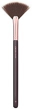 Fragrances, Perfumes, Cosmetics Makeup Brush #105 - London Copyright Medium Fan Brush 105