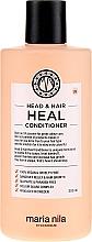 Fragrances, Perfumes, Cosmetics Anti-Dandruff Hair Conditioner - Maria Nila Head & Hair Heal Conditioner