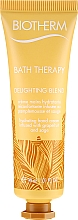 """Fragrances, Perfumes, Cosmetics Hand Cream """"Grapefruit and Sage"""" - Biotherm Bath Therapy Delighting Blend Hand Cream"""
