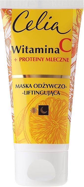 Face Mask - Celia Witamina C Face Mask