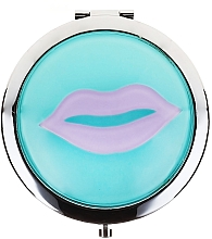Fragrances, Perfumes, Cosmetics Cosmetic Mirror, 85680, blue-pink - Top Choice