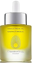 Fragrances, Perfumes, Cosmetics Facial Oil - Omorovicza Miracle Facial Oil