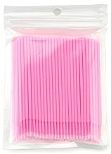 Fragrances, Perfumes, Cosmetics Lash Micro Brushes, pink - Novalia Group
