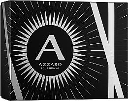 Fragrances, Perfumes, Cosmetics Azzaro Pour Homme - Set (edt/100ml + b/shm/100ml + after shave/50ml)