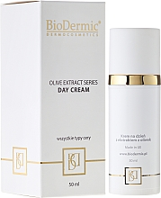 Fragrances, Perfumes, Cosmetics Day Face Cream - BioDermic Olive Extract Day Cream