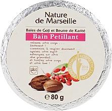 Fragrances, Perfumes, Cosmetics Bath Bomb with Goji & Shea Butter Scent - Nature de Marseille Goji&Shea Butter