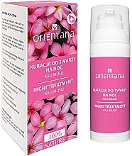 Fragrances, Perfumes, Cosmetics Night Face Cream - Orientana Kali Musli
