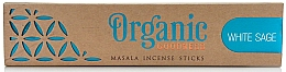 Fragrances, Perfumes, Cosmetics Fragranced Reed Diffusers Refill - Song Of India Organic Goodness White Sage