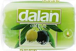 "Fragrances, Perfumes, Cosmetics Toilet Soap ""Olive"" - Dalan Glycerine"