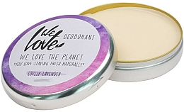 "Fragrances, Perfumes, Cosmetics Natural Creamy Deodorant ""Lovely Lavender"" - We Love The Planet Deodorant Lovely Lavender"