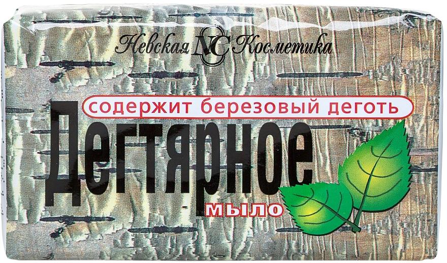 "Soap ""Tar"" - Nevskaya kosmetika"