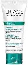 Fragrances, Perfumes, Cosmetics Gentle Exfoliating Mask - Uriage Hyseac Gentle Peel Off Mask