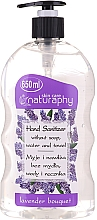Fragrances, Perfumes, Cosmetics Alcohol Hand Gel Sanitizer with Lavender Scent - Bluxcosmetics Naturaphy Alcohol Hand Sanitizer With Lavender Fragrance