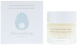 Fragrances, Perfumes, Cosmetics Rejuvenating Night Face Cream - Omorovicza Rejuvenating Night Cream