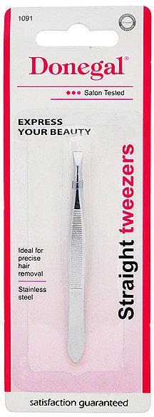 """Straight Tweezer """"Exquisite"""", 1091 - Donegal Straight Tweezers — photo N2"""