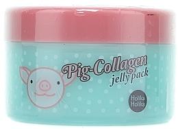 Fragrances, Perfumes, Cosmetics Collagen Night Mask - Holika Holika Pig-Collagen Jelly Pack