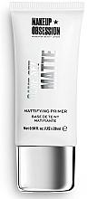 Fragrances, Perfumes, Cosmetics Mattifying Makeup Base - Makeup Obsession Game Set Matte Mattifing Primer