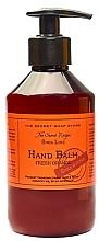 Fragrances, Perfumes, Cosmetics Fresh Orange Hand Balm - The Secret Soap Store Shea Line Fresh Orange Hand Balm