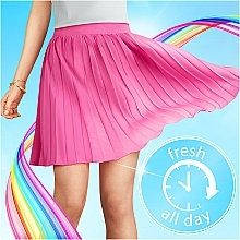 Daily Deo Spring Breeze Liners , 60 pcs - Discreet — photo N6