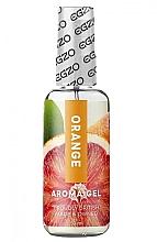 Fragrances, Perfumes, Cosmetics Orange Water-Based Edible Lubricant - Egzo Aroma Gel Orange