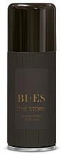 Fragrances, Perfumes, Cosmetics Bi-Es The Story - Spray Deodorant