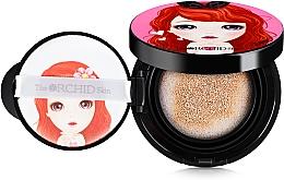 Fragrances, Perfumes, Cosmetics Face Cushion + Refill - The Orchid Skin Flower Smart Cushion Mochi SPF50/PA+++