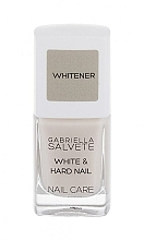 Fragrances, Perfumes, Cosmetics Nail Primer - Gabriella Salvete Nail Care White & Hard