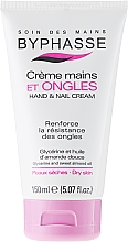 Fragrances, Perfumes, Cosmetics Hand and Nail Cream - Byphasse Hand And Nail Cream