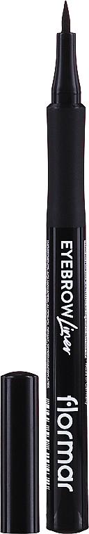 Brow Liner - Flormar Eyebrow Liner