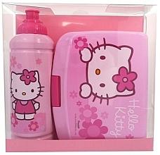 Fragrances, Perfumes, Cosmetics Set - Disney Hello Kitty (Bidon/425 ml + lunch box)