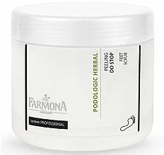 Fragrances, Perfumes, Cosmetics Foot Peeling - Farmona Podologic Herbal