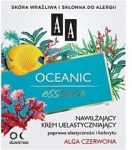 "Fragrances, Perfumes, Cosmetics Moisturizing Face Cream ""Red Algae"" - AA Oceanic Essence"