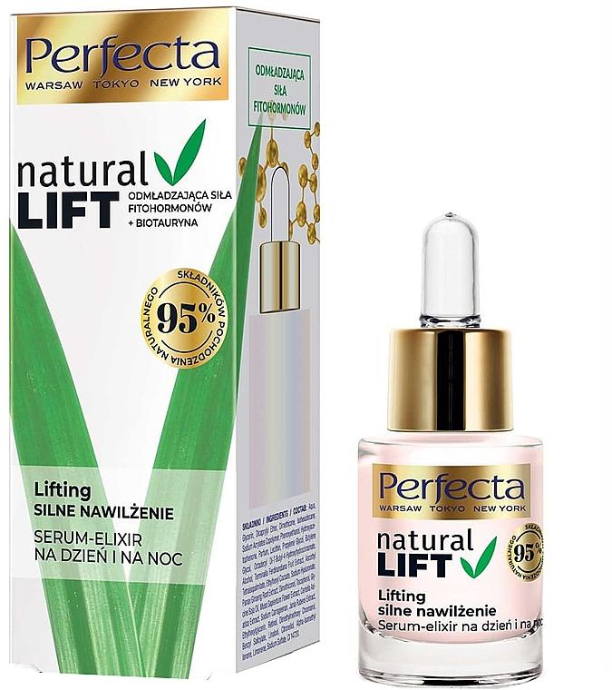 Moisturizing Facial Elixir Serum - Perfecta Natural Lift Moisturizing Serum-elixir