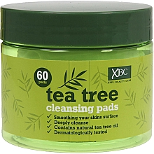 Fragrances, Perfumes, Cosmetics Cleansing Cotton Pads - Xpel Marketing Ltd Tea Tree Cleansing Pads
