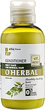 Fragrances, Perfumes, Cosmetics Daily Use Birch Extract Normal Hair Conditioner - O'Herbal