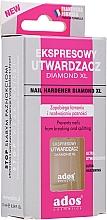 Fragrances, Perfumes, Cosmetics Express Nail Hardener - Ados Nail Hardemer Diamond XL