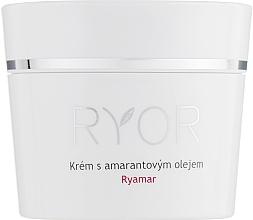 Fragrances, Perfumes, Cosmetics Amaranth Cream for Hypersensitive Skin - Ryor Ryamar