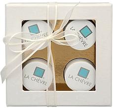 Fragrances, Perfumes, Cosmetics Set - La Chevre Epiderme (eye/cr/5g + cr/5g + cr/5g + cr/5g)