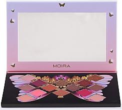 Fragrances, Perfumes, Cosmetics Eyeshadow Palette - Moira Glow And Gleam Shadow Palette