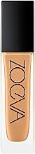 Fragrances, Perfumes, Cosmetics Foundation - Zoeva Authentic Skin Foundation