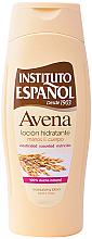 Fragrances, Perfumes, Cosmetics Hand & Body Moisturising Lotion - Instituto Espanol Avena Moisturizing Lotion Hand And Body