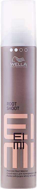 Root Volume Mousse Spray - Wella Professionals EIMI Root Shoot